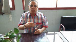 """د. أسامة بدير ـ رئيس تحرير """"الفلاح اليوم"""""""