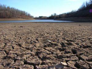 الجفاف والتغير المناخى