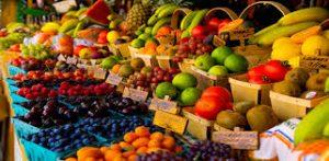 الخضروات والفواكه