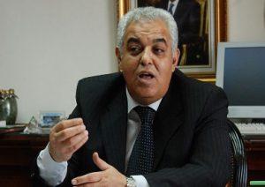 د.محمد نصر الدين علام، وزير الري والموارد المائية الأسبق