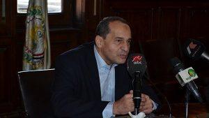 د.عصام فايد، وزير الزراعة