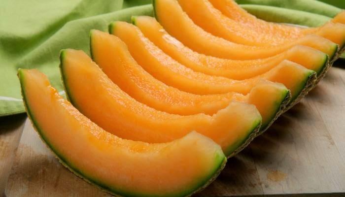 فوائد البطيخ الاصفر