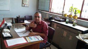 د.أسامة بدير ـ رئيس تحرير الفلاح اليوم