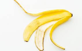 قشر الموز