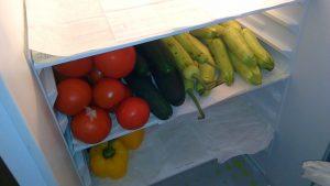 حفظ الطماطم بالثلاجة