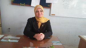 د.جيهان عبد الغفار ـ وكيل معهد بحوث الإرشاد الزراعى والتنمية الريفية لشؤون البحوث