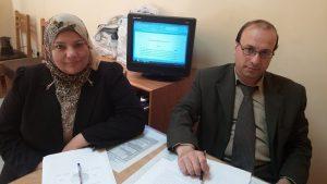 د.مدحت عزت ـ د.سلوى محمود