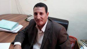 د.محمد عبدالفتاح يوسف ـ باحث بمحطة بحوث سخا