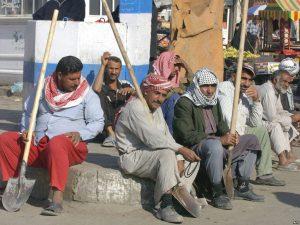 ارتفاع معدل البطالة فى مصر