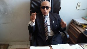 د.محمد السيد سليمان فولى خبير الإرشاد الزراعى
