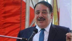 د.محمد عبدالرحمن، رئيس المجلس القومى للفلاحين