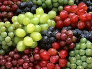 العنب المصرى فى الصين