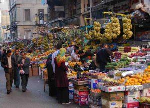 ارتفاع أسعار السلع الغذائية