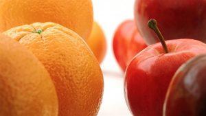 تلميع الفواكه خطر على صحة الإنسان
