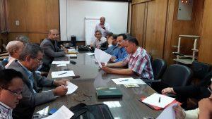 أعضاء الهيئة البحثية لقسم البرامج الإرشادية