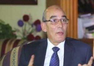 الدكتور عبدالمنعم البنا، رئيس مركز البحوث الزراعية