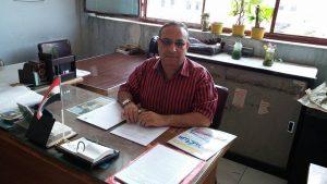 د.أسامة بدير، الباحث فى شؤون الزراعة والفلاحين