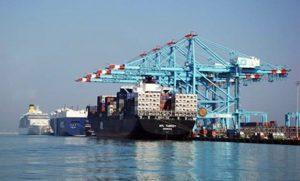 شحنات دواجن مجمدة تصل ميناء الأسكندرية