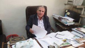 د.أحمد جمال الدين وهبة، وكيل مركز البحوث الزراعية لشؤون الإرشاد والتدريب سابقا