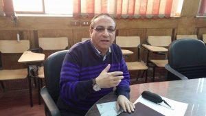 د.أسامة بدير، باحث فى شؤون الزراعة والفلاحين
