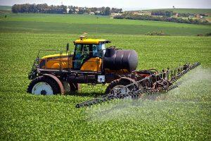 الماكينة الزراعية