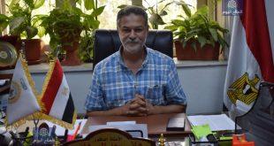 د.هاني البرهامي، رئيس قسم بحوث القمح بمعهد المحاصيل الحقلية